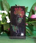 Art Nouveau Flower Pendant No1