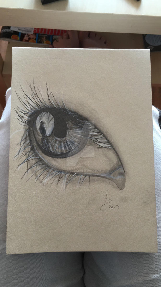 Eye by Art-de-la-Bella