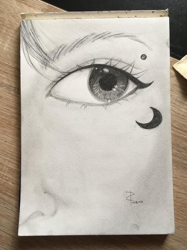 Witcheye by Art-de-la-Bella