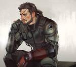 Metal Gear Solid V : Phantom Pain Venom Snake