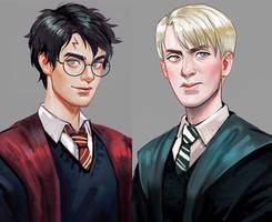 Potter/Malfoy
