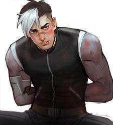 Voltron : Shiro