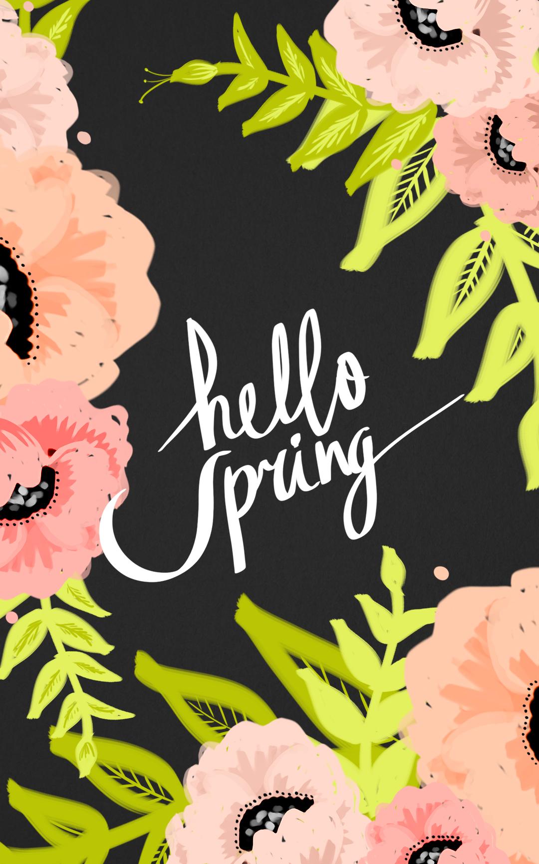 HELLO THERE SPRING! - Cocorrina  HELLO THERE SPR...