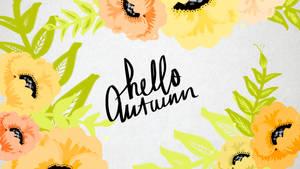 Hello Autumn White by cocorie