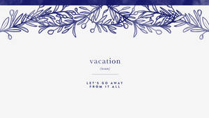 vacation by cocorie