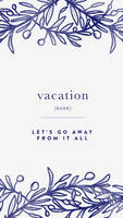 vacation iphone by cocorie