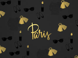 Paris black gold by cocorie
