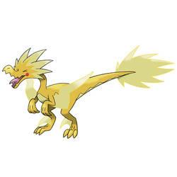 Velozolt -Restored Dracozolt-
