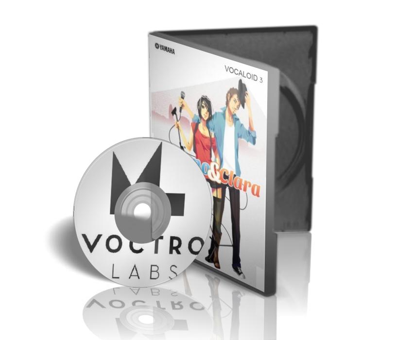 Voicebank Vocaloid