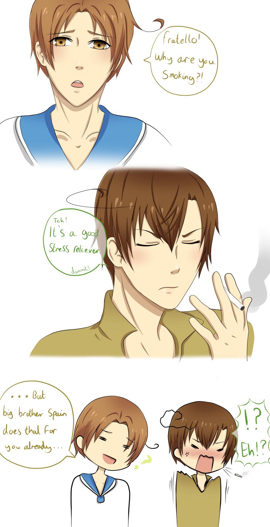 Stress reliever by YamiSonozaki
