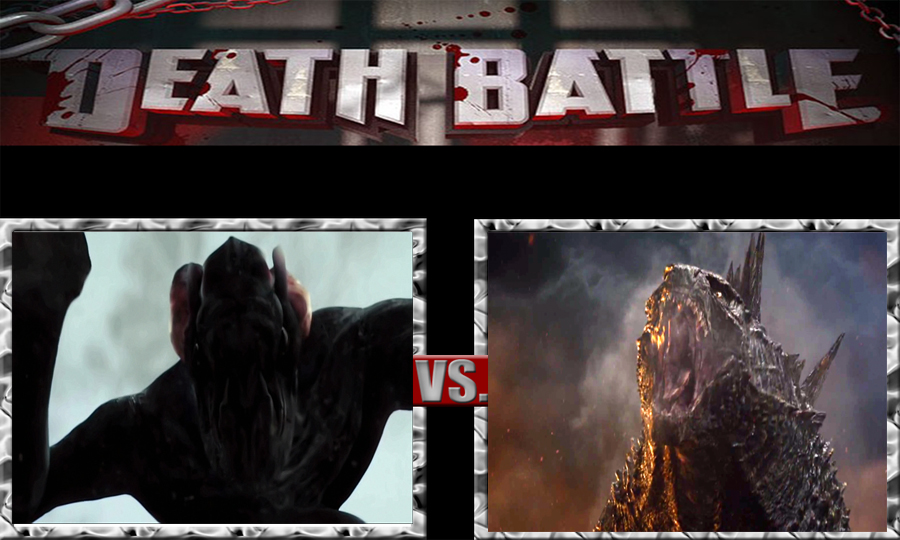 Death Battle Ideas 55 Cloverfield vs Godzilla by ...