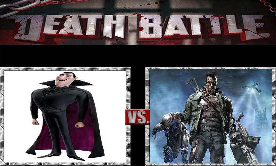 Death Battle Ideas 119 Dracula Vs Terminator by kouliousis ...