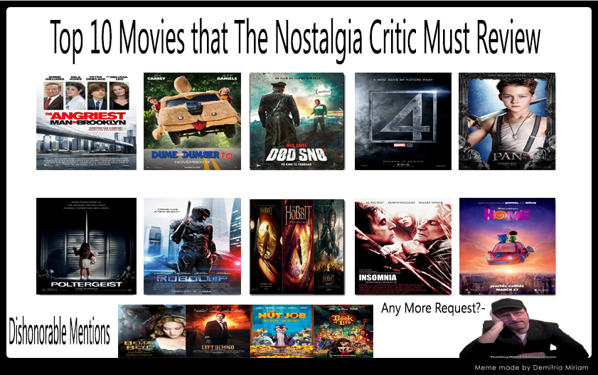 Critic Review Movies