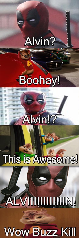 Alvin and the Chipmunks Memes 2