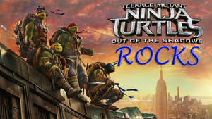 TMNT Out of the Shadows ROCKS