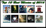 Top 10 Best Movies of 2016 (Complete Version)
