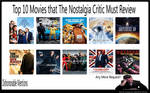 Top 10 Movies Nostalgia Critic Must Review