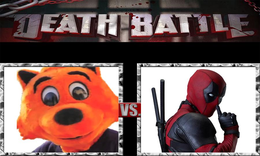 Death Battle Ideas 219 Cool Cat Vs Deadpool by kouliousis