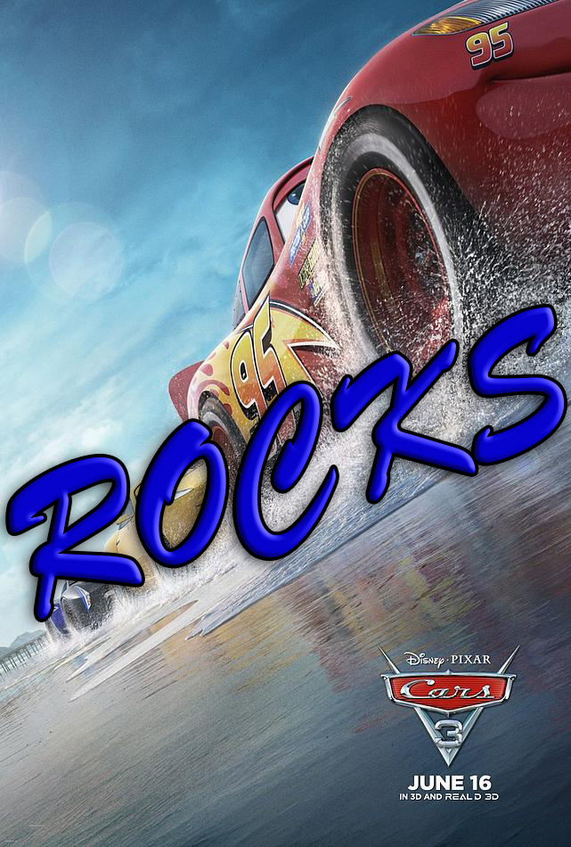 CARS 3 2017 ROCKS by kouliousis