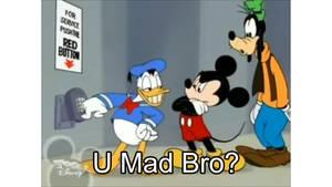 Donald Trolling Mickey