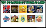 Top 10 Cartoons I Watch As A Kid
