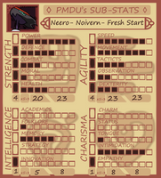 SUB-Stats for Neero by ajentMM