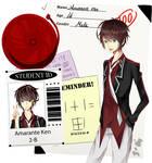Furuya H : Amarante Ken