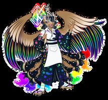 Kitsunegami:: The Wild Creativity - Deity Form