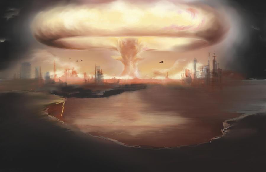 Apocalypse by Sampl3dBeans