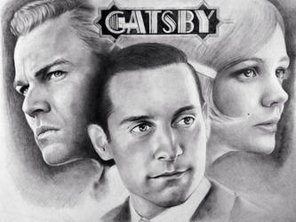 The Great Gatsby by Sampl3dBeans