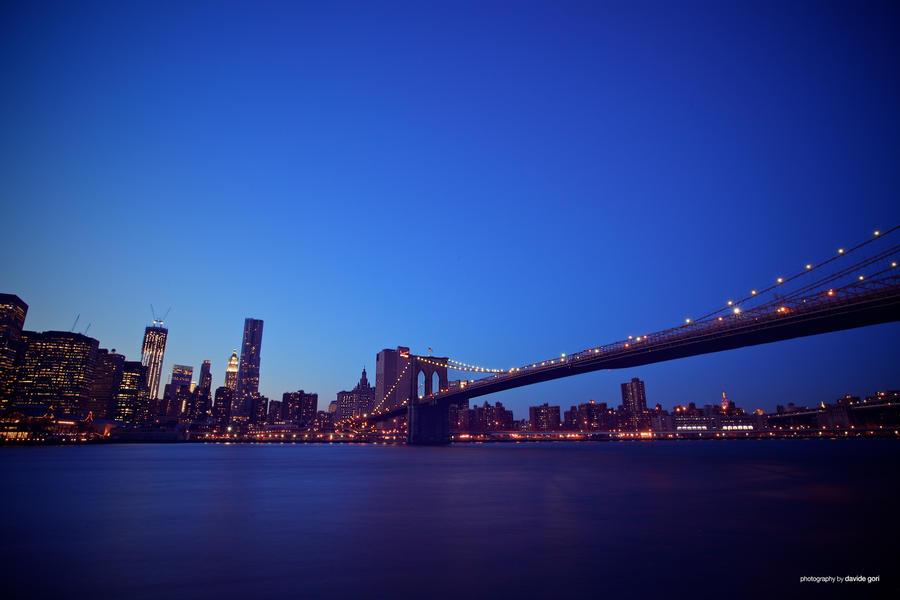 Бруклин блу фото