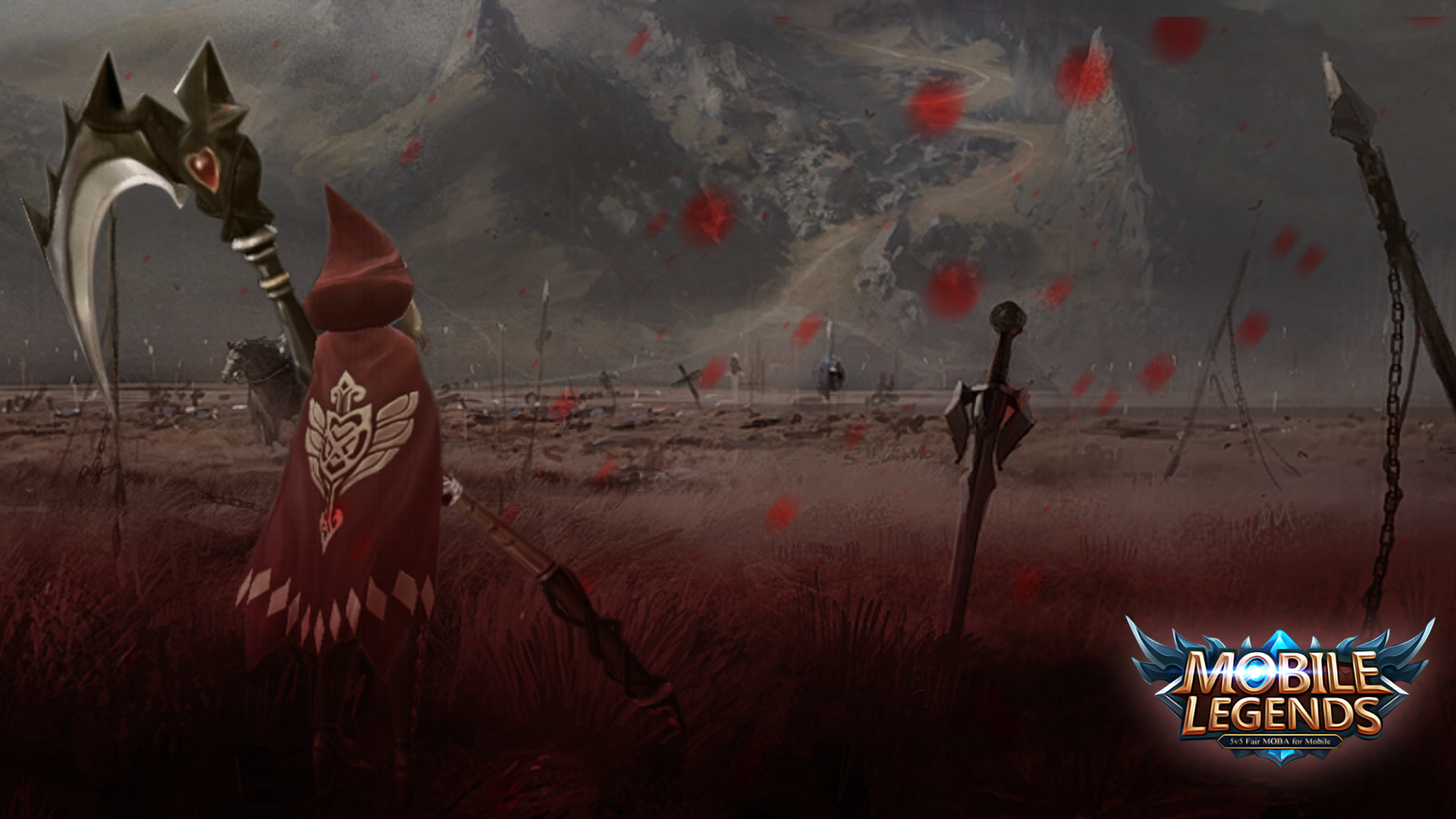 Ruby Wallpaper Mobile Legends By Eddydsn On DeviantArt