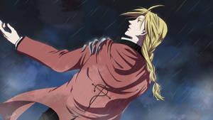 Edward Elric. Fullmetal Alchemist