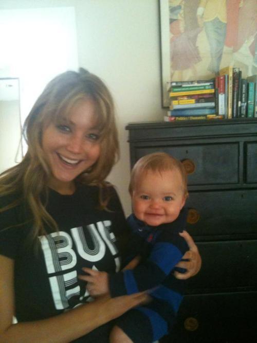 Jennifer Lawrence's Nephew