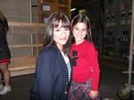 Lea Michele and Baby Rachel