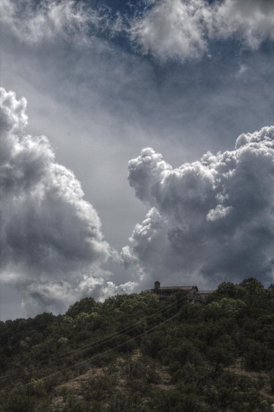 Pretty Clouds Today (Req) by DeepSlackerJazz
