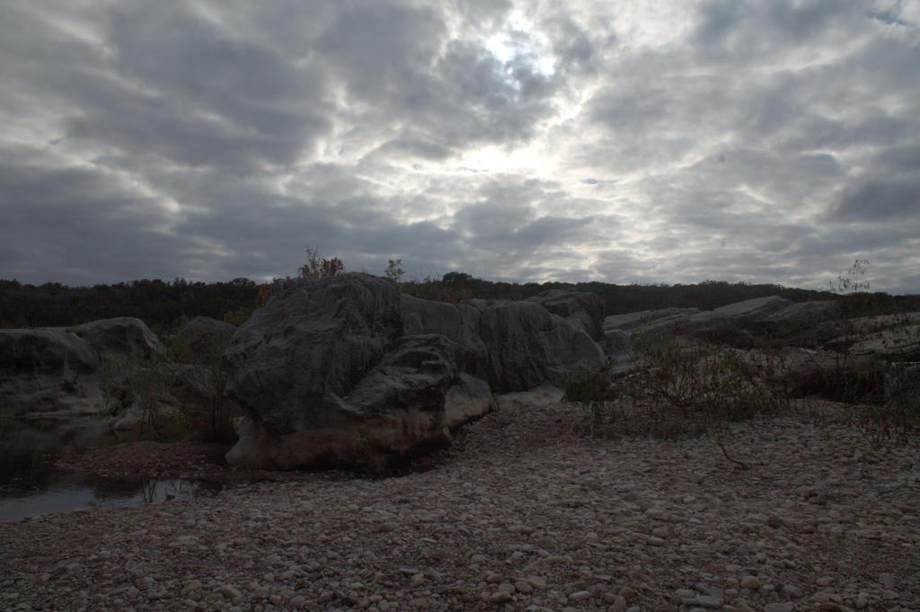 Pedernales Clouds LS. 1 by DeepSlackerJazz