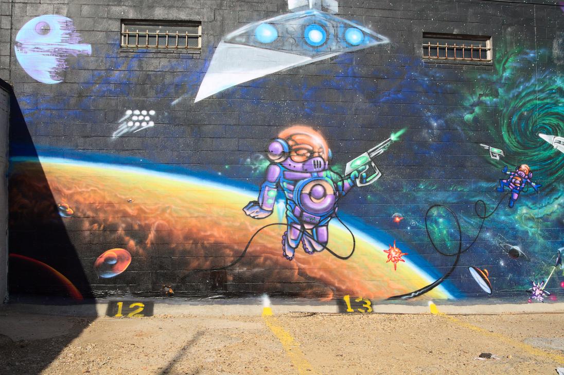 Spacewalk by DeepSlackerJazz