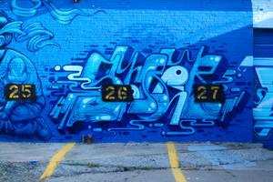 25, 26, 27 by DeepSlackerJazz