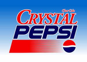 Crystal Pepsi Hi-Res Recreation