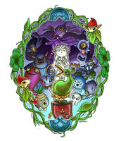 The Legend of Zelda: The Minish Cap by Wolfgun