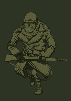 WWII - Soldier