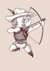 Generic Warriors - Archer