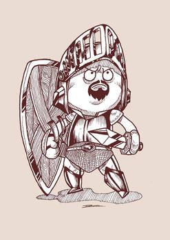 Generic Warriors - Warrior