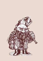Generic Warriors - Dwarf