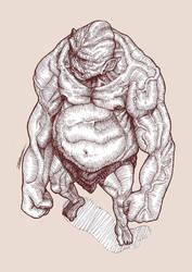 Generic Warriors - Ogre