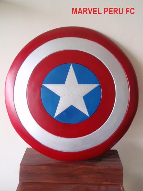 Captain America shield_04 by raultumba