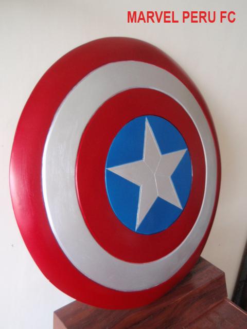 Captain America shield_05 by raultumba