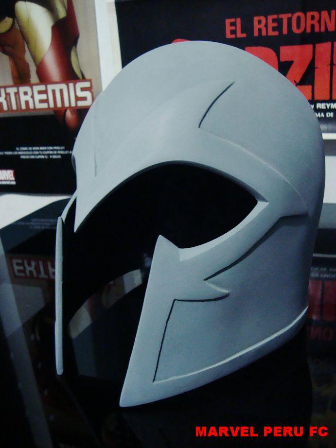 Magneto helmet _ 05 by raultumba