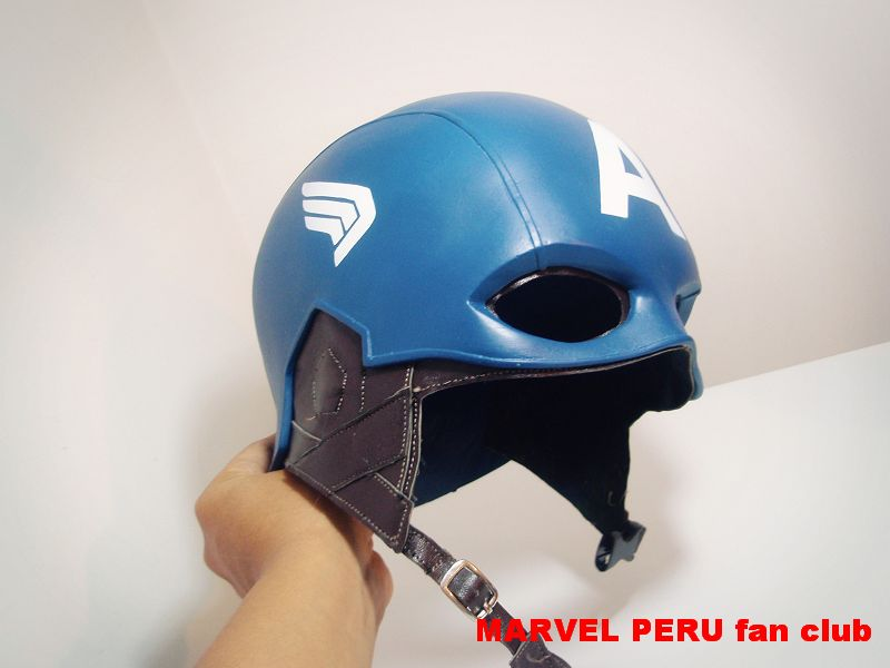 Captain America Helmet_06 by raultumba